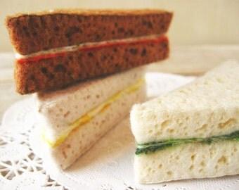 Felt Tea Sandwiches