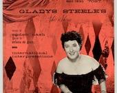 Ogden Nash. Gladys Steele's Show: Verses of Ogden Nash. Music by Antoniode Grassi. Vintage Vinyl. Rare Record Music Library LP