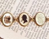 Sherlock Holmes - Literature Bracelet