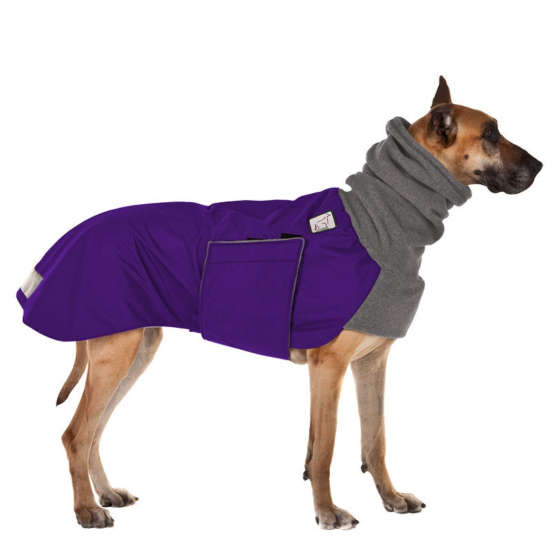 GREAT DANE Winter Dog Coat Winter Jacket Waterproof Dog
