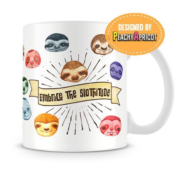 Cute Sloths - Slothastic Mug