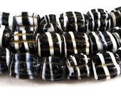 Ruffle Venetian Trade Beads African 36 Inch 85073 SALE WAS 233