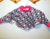 Baby & Toddler Girls' Pullover Bibs with Long Sleeves, Fits most size 6 months to 2 years- Pick your favorite