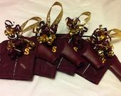 Varsity CUSTOM Letterman Jacket Miniature Ornament, School Ornament, Personalize, Holiday, Graduation, Coach,Hockey, Football, Sports, Gift