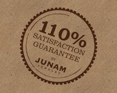 Shop with confidence - 110% satisfaction guarantee!!