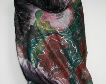 Silk Scarf Item 141020