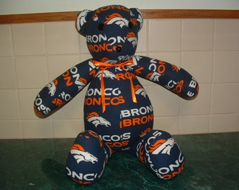 Denver Broncos Bear