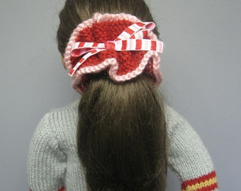 Pony Tail Holder for American Girl Doll.