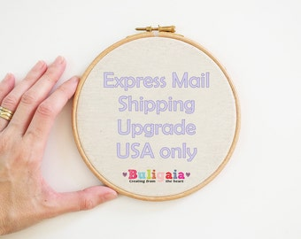 Express Shipping Upgrade, Express Mail - USA residents only!