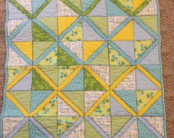 Baby Crazy Quilt - Flannel *special