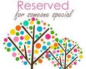 Reserved for Arlygirl