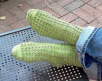 Knitting Knit Knitted Socks PDF Download Pattern