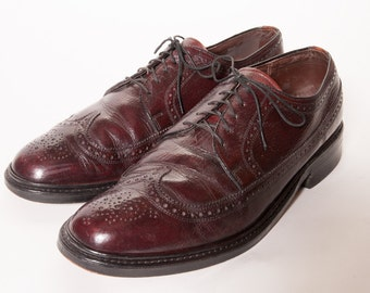 Men's Wingtip Broghs Size 9.5 D