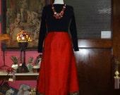 Silk Skirt,Gypsy Skirt,Bohemian Skirt,Silk Dupioni Skirt, Drawstring Skirt,Gypsy Skirt,Hippie Skirt,Adjustable Skirt,by Nine Muses Of Crete