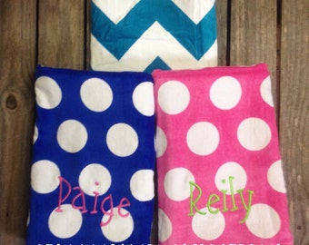 Beach Towel Personalized Monogrammed