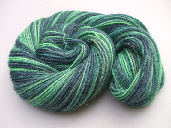 4 ply Cosy Toes Alpaca Mix Sock Yarn. From Whence the Sea Hag Came.