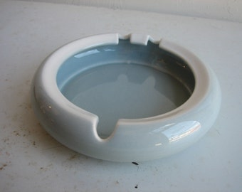 Mid Century Italian Mancer Raymor Ashtray