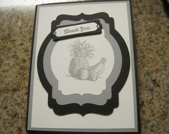 Fruit Sketch Card