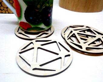 drink coasters custom coasters coasters cool coasters wooden coasters fall accessories - Cool Coasters
