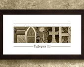 FAITH - Alphabet Letters Photography, Easter Gift, Religious Gift, Bible Verse, Inspirational Gift, Gift for Mom