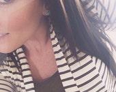 Dazzling Druzy Stud Earrings