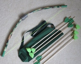 Toy Bows And Arrows For All Kids By Playsafetoys On Etsy