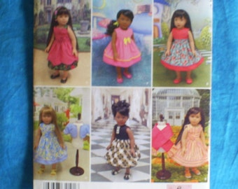 simplicity 1220, 18 inch doll clothes.
