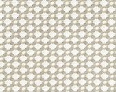 Schumacher Betwixt in Stone and White Decorative Pillow Cover, Toss Pillow, Throw Pillow, Accent Pillow