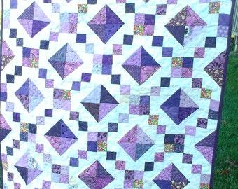 Purple Jewel Box