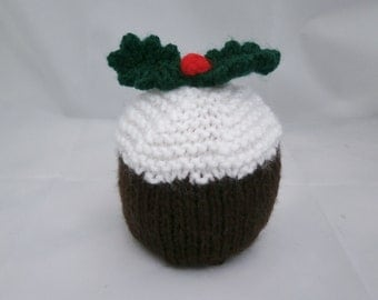 Christmas Pudding cover  chocolate orange cover apple cover. Made to order.