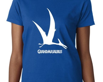 Personalized Grandmasaurus T-Shirt