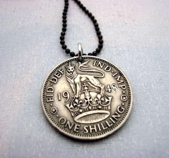 Custom order for Robert S - 5 coin pendants on sterling silver chain