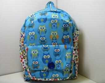 Little Hoots Preschool Backpack