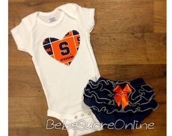 Syracuse University Girls Outfit