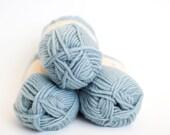 Bulky Wool Yarn Alpine Wool from Lion Brand Bayleaf