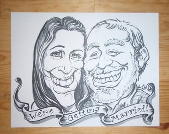 Caricatures in Black&White