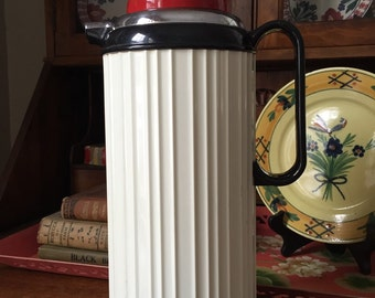 Vintage Thermal Pitcher Stunning Useful Great Decor