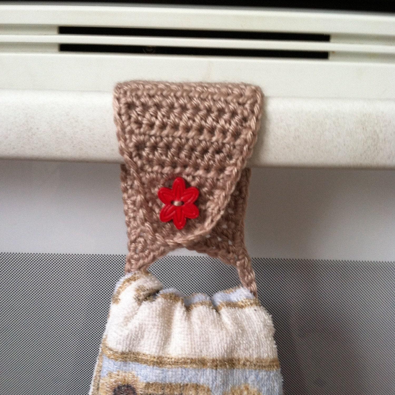 Towel Holder Towel Topper Towel Ring Kitchen Towel