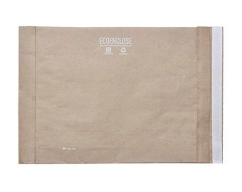 "6 x 9"" - 100% Recycled Padded Mailer - Bundle of 10"