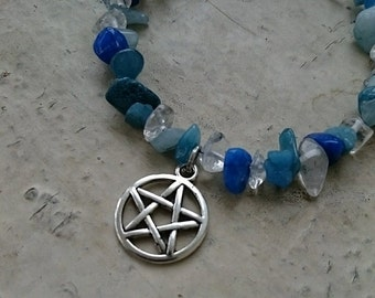 Pentacle Sea Witch Bracelet