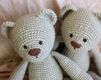 Orso Amigurumi Tutorial : Popular items for orso uncinetto on Etsy