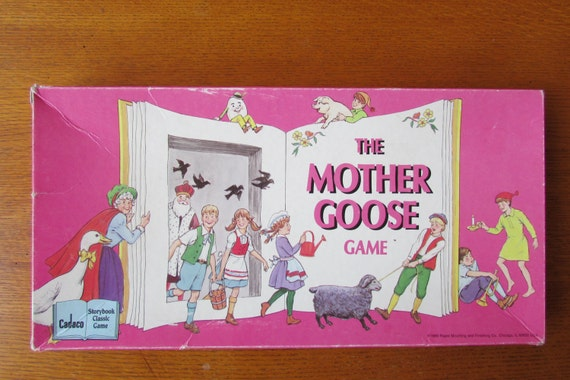 Y Goose Game Mother Goose 19...
