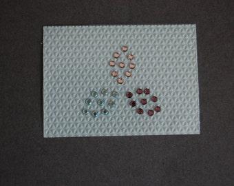 Small Swarovski Crystal Heat Transfer