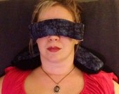 Petite Relaxation Holiday Gift Set - Neck and Eye Pillow - Aromatherapy - Hot and Cold Therapy
