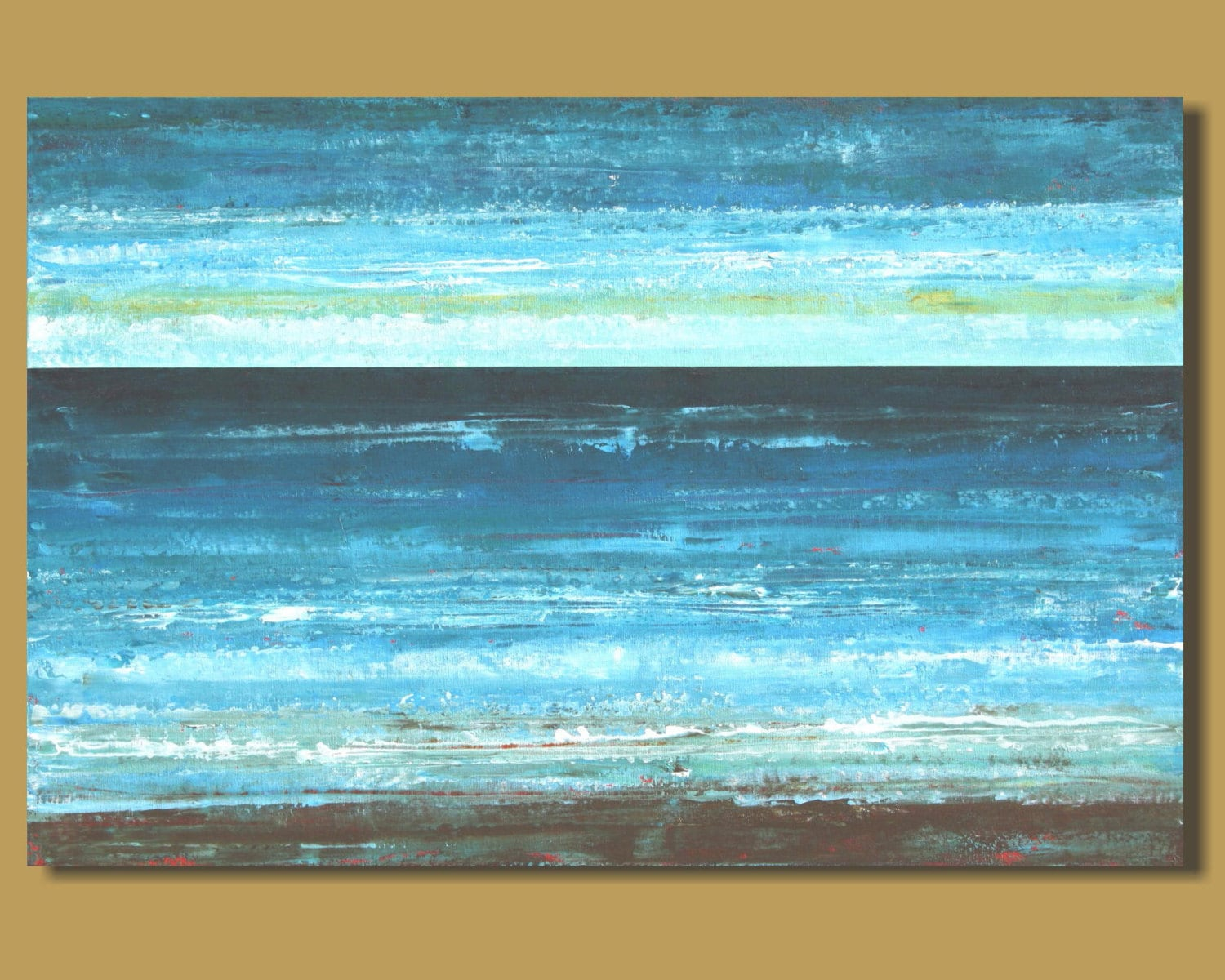 abstract painting abstract beach paintings ocean painting