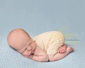 Newborn Overalls, Photo Prop, Choose Your Color