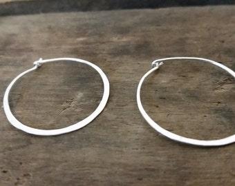 Mazeline earrings- silver