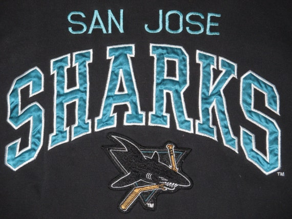 NHL San Jose Sharks Vintage Clothing -