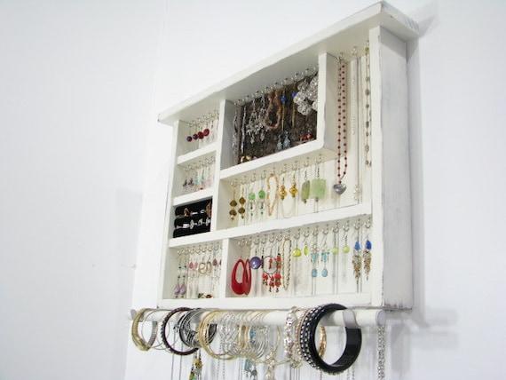 Jewelry Box with ring storage