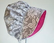Baby Bonnet - Baby Hat - Sun Hat - Baby Sun Bonnet - Summer Hat - Girls Bonnet - Newborn Bonnet - Infant Hat - Girls Sun Hat - Made To Order